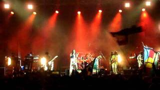 Twinkle Brothers - Since I Throw The Comb Away - Garance Reggae Festival 2011