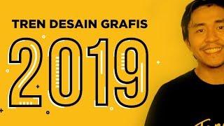 Gambar cover Tren Desain Grafis di Tahun 2019