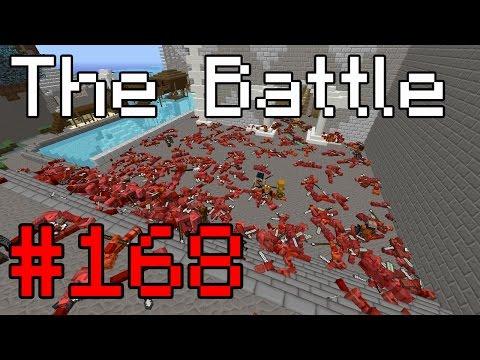 Minecraft Voltz Wars - The City Falls! #168