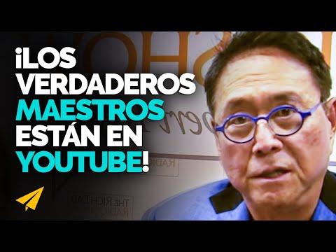 MILLONES en DEUDA  y NO pago IMPUESTOS | Robert Kiyosaki en Español: 10 Reglas para el éxito