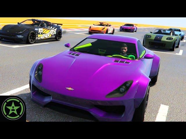 Let's Play - GTA V - Cunning Stunts 6