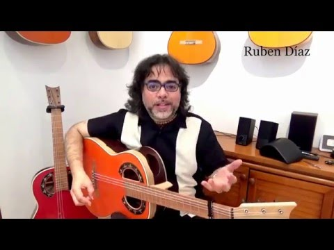 Wrong repetition is the only obstacle to learn and play modern flamenco guitar / Q & A Spain