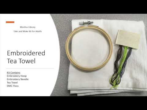 take-&-make-craft-kit-for-adults:-embroidered-tea-towel-tutorial