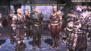 Dragon Age Origins - Awakening DLC Part 17 The Siege of Vigil