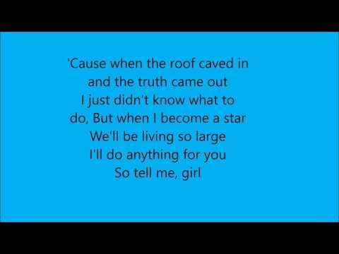 Whatcha Say, Jason Derulo, Lyrics.