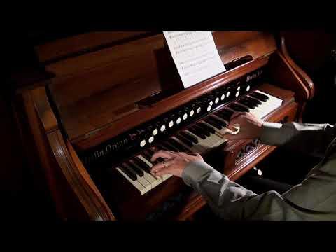 God Rest Ye Merry Gentlemen (2017 Christmas Collection) - Berlin Reed Organ