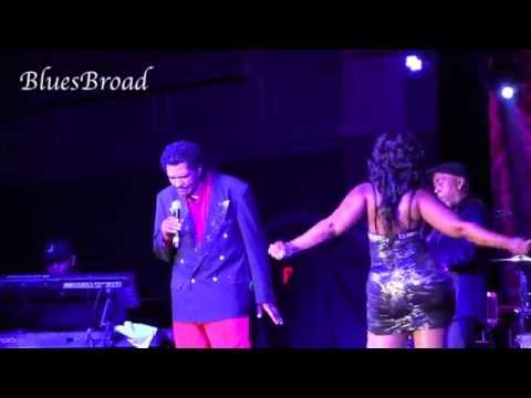 BOBBY RUSH • Crazy Bout You • Big Blues Bender 2015