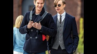 Andrew Garfield Wants Peter Parker To Be Gay?   Danny D's World