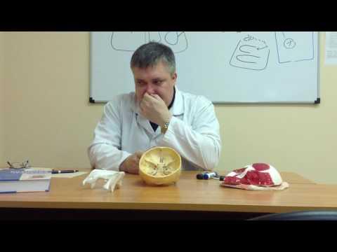 Почему болит хрящик носа