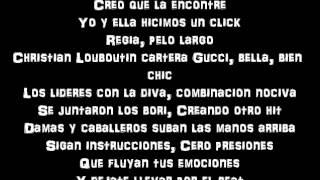 Jennifer Lopez Ft. Wisin Y Yandel Follow The Leader Lyrics On Screen