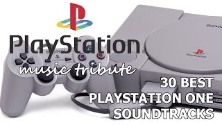 30 Best PlayStation One Soundtracks  PS One [PSX] Music Tribute