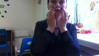 Занятия с логопедом. Логопедический массаж для мам и детей - Поговорим о щечках наших малышей