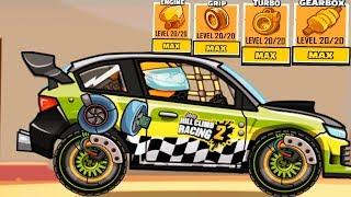 Play Fun Kids Car Games - Hill Climb Racing Car Games For Children