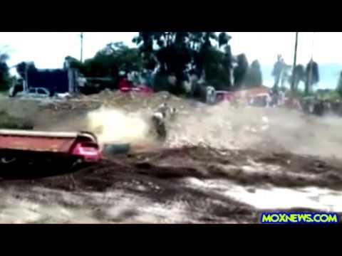 Horrific Images Of Major Flooding In Peru