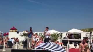 MC Chappell & Mr. Saxo B. & DJ Vignon S. - Please Me Part II @ Beachclub Royal 21-07-2013