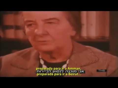 """Imperdible entrevista a Golda Meir: """"La diferencia es que nosotros valoramos la vida"""""""