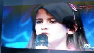Maria Lovari a Talenti alla Ribalta 2015