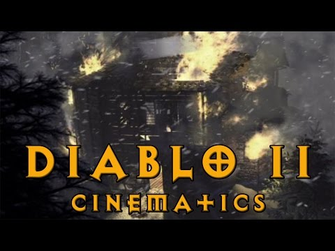 Diablo 2 All Cinematics and Trailers (High Quality)