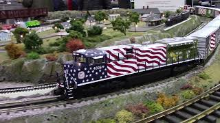 Amherst Railroad Society Railroad Hobby Show 2020 II