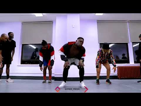 Patoranking - Open Fire (Official Video) Ft. Busiswa CHOREOGRAPHY By Judith McCarty & AVO Boyz