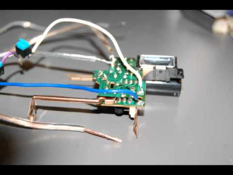 hqdefault 330v stun gun how to tutorial youtube flashlight taser wiring diagram at eliteediting.co