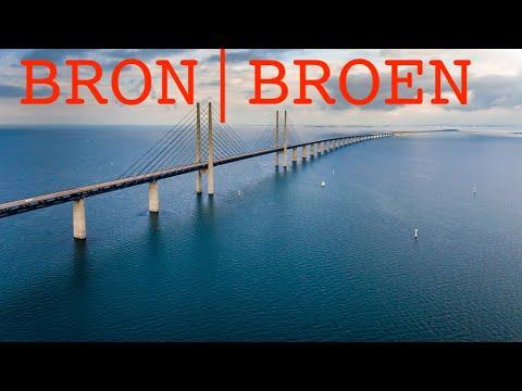 Øresund Bridge 4K
