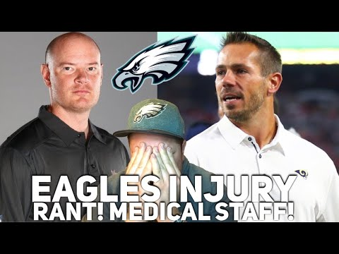 Eagles Injuries Could Get Worse In 2020 L Is It Bad Luck Or Bad Hirings?! L Here's What I Found Out!