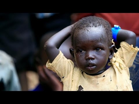 Over 1 million South Sudan children now live in exile