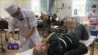 Tai nạn giao thông nghiêm trọng tại Quảng Ngãi, 13 người chết và bị thương