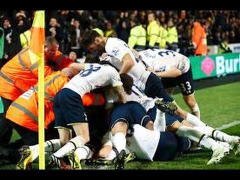 All Tottenham Hotspur Goals in 2014 HD