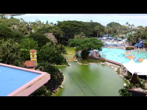 PIC Waterpark Resort Guam views