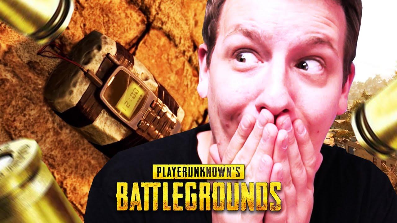PUBG — Neue Map Karakin, Haftbomben und schwarze Zone — Playerunknown's Battlegrounds Update thumbnail