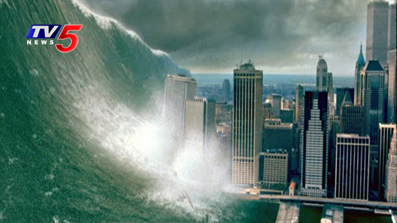 The biggest tsunami in the world 85