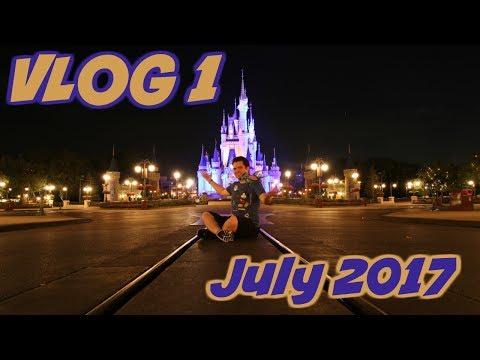 Careful Jawa...He bites! | Walt Disney World VLOG Day 1 July 2017