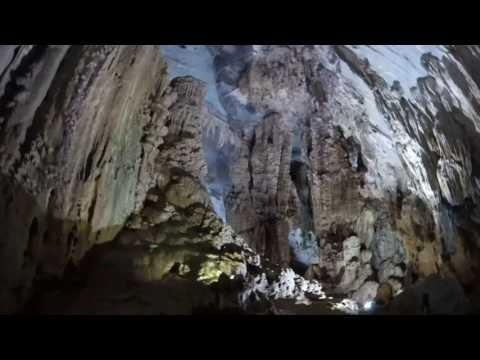 Phong Nha Cave, Tien Son Cave