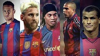 Fc Barcelona Epic Football Skills Show HD