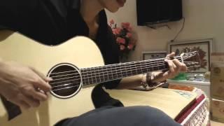 (Adele) Someone like you - Ryu (Acoustic guitar)