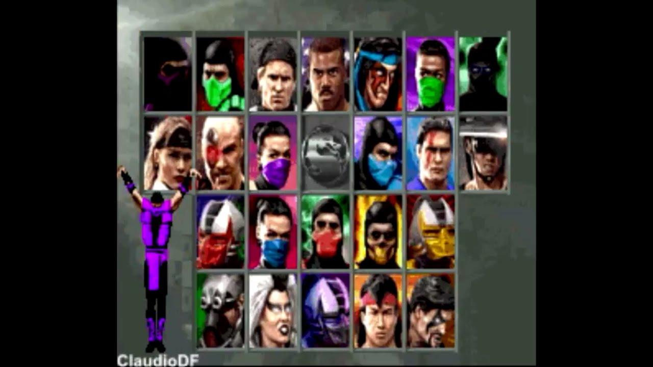 Download [TAS] Ultimate Mortal Kombat 3 (hack) Rain (SNES)