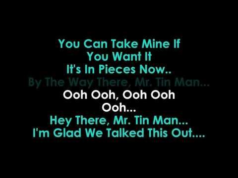Miranda Lambert   Tin Man karaoke