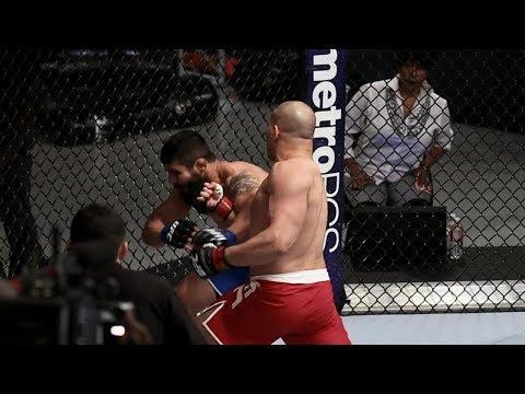 Fight Replay: Hayder Hassan vs. Joe Stevenson | THE ULTIMATE FIGHTER