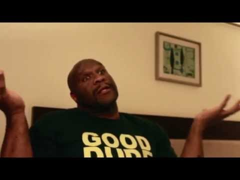 An interview with Bob Sapp, not just another pretty face