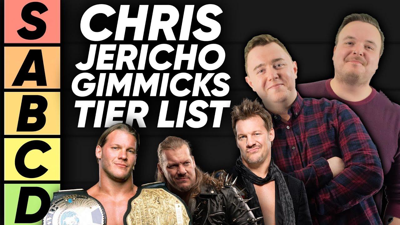 TIER LIST: Chris Jericho Gimmicks