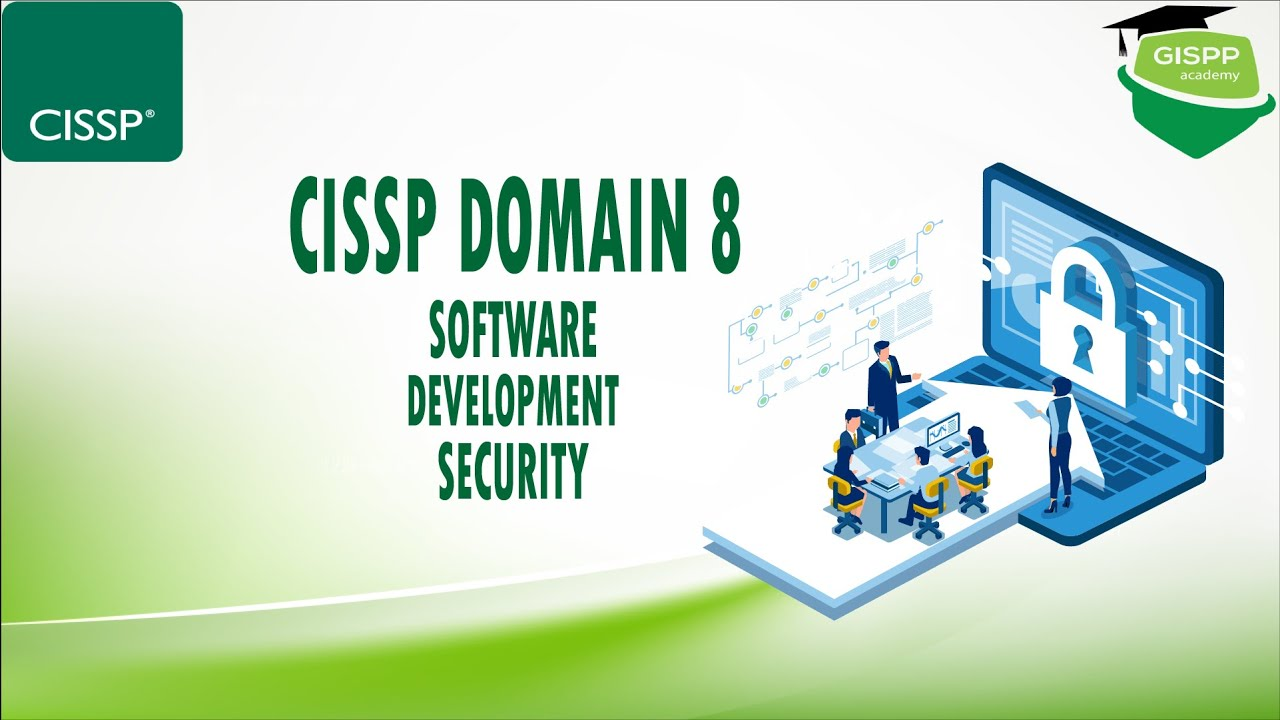cissp domain 8   software development security