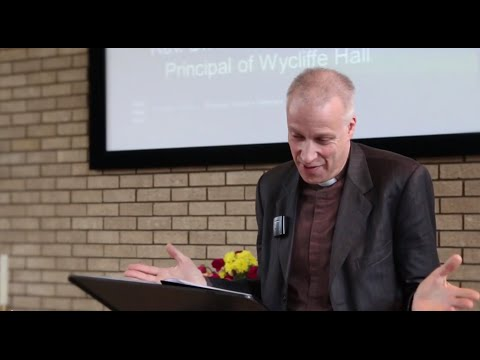 Revd Dr Michael Lloyd: Confidence in the Church's Mission