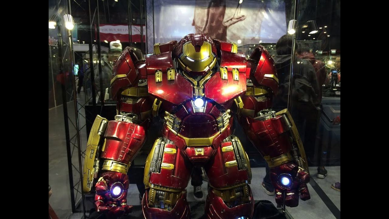 """Iron Man Mark 7 Hot Toys """"First Look""""..."""