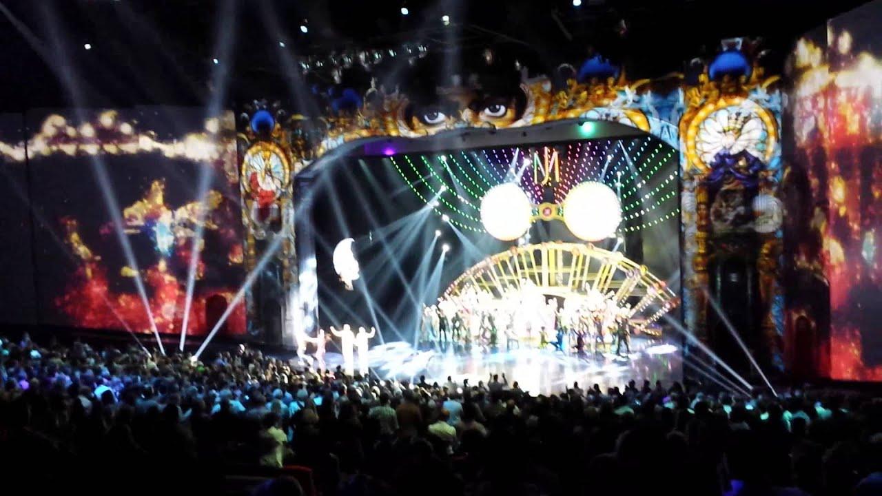 Michael Jackson One At Las Vegas Youtube