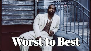 Worst to Best: 'Floor Seats EP' by ASAP Ferg