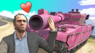GTA 5 | Reasons why RHINO TANK is your BEST FRIEND
