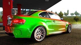 BMW 1M İLE KASTAMONU SAMSUN YOLU (ETS 2)