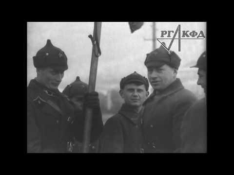 XXI годовщина красной армии и военно-морского флота (1939г.)